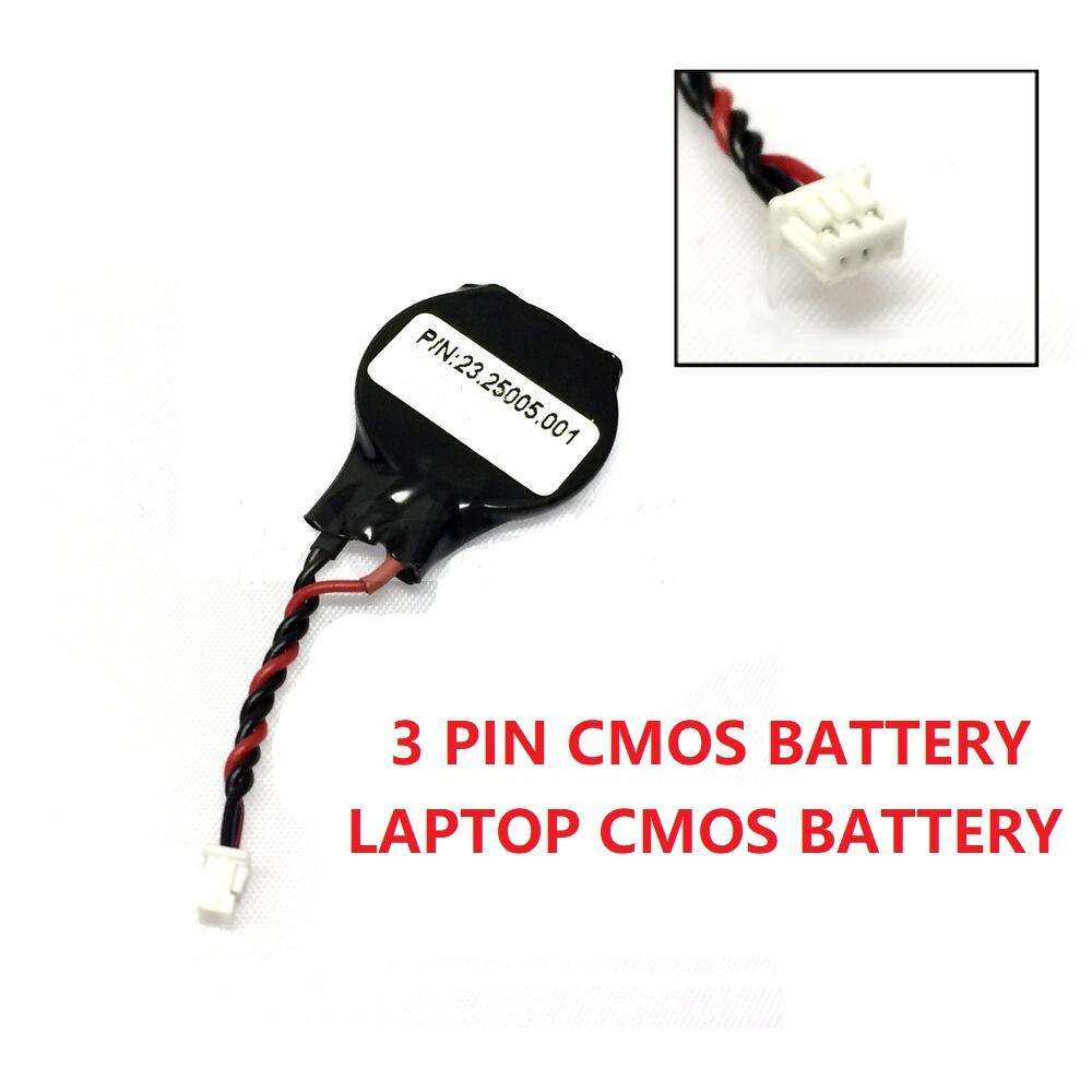 3 Pin Cmos Battery for Acer Asus Dell Fujitsu HP Lenovo Sony Toshiba Laptop