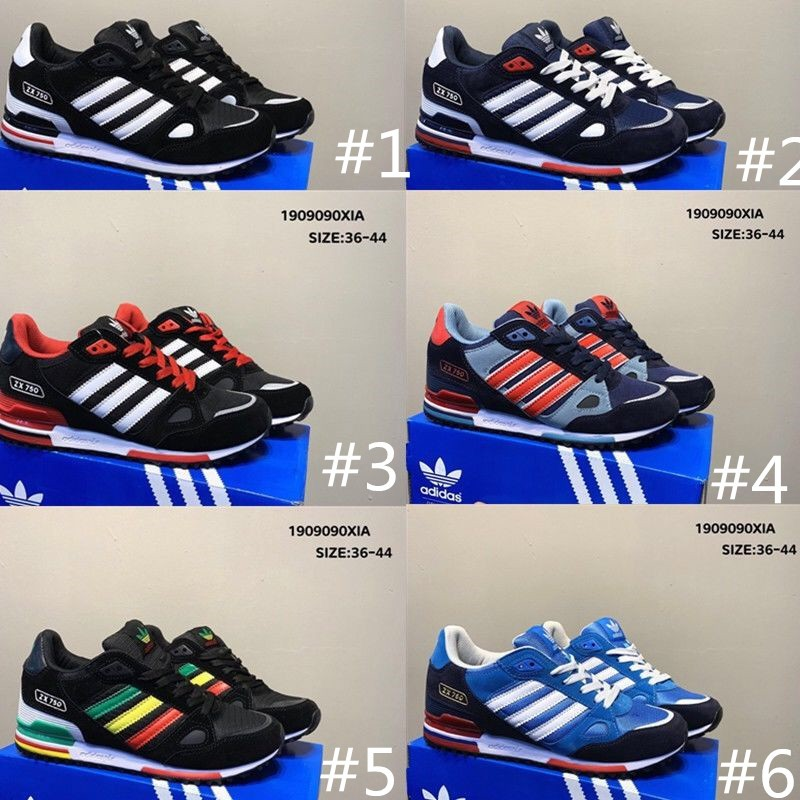 Adidas Zx750 Men S Shoes Women S Shoes Retro Running Shoes Couple Sports Shoes Zx700 Chen Guanxi Lin Junjie The Same Tide Shoes Shopee Malaysia