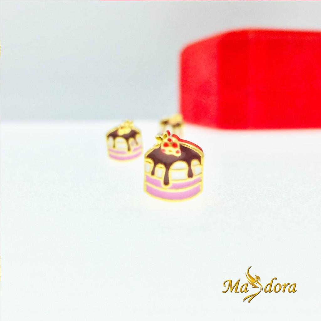 MASDORA HG Beads ~ Pinkish Series (Emas 916)