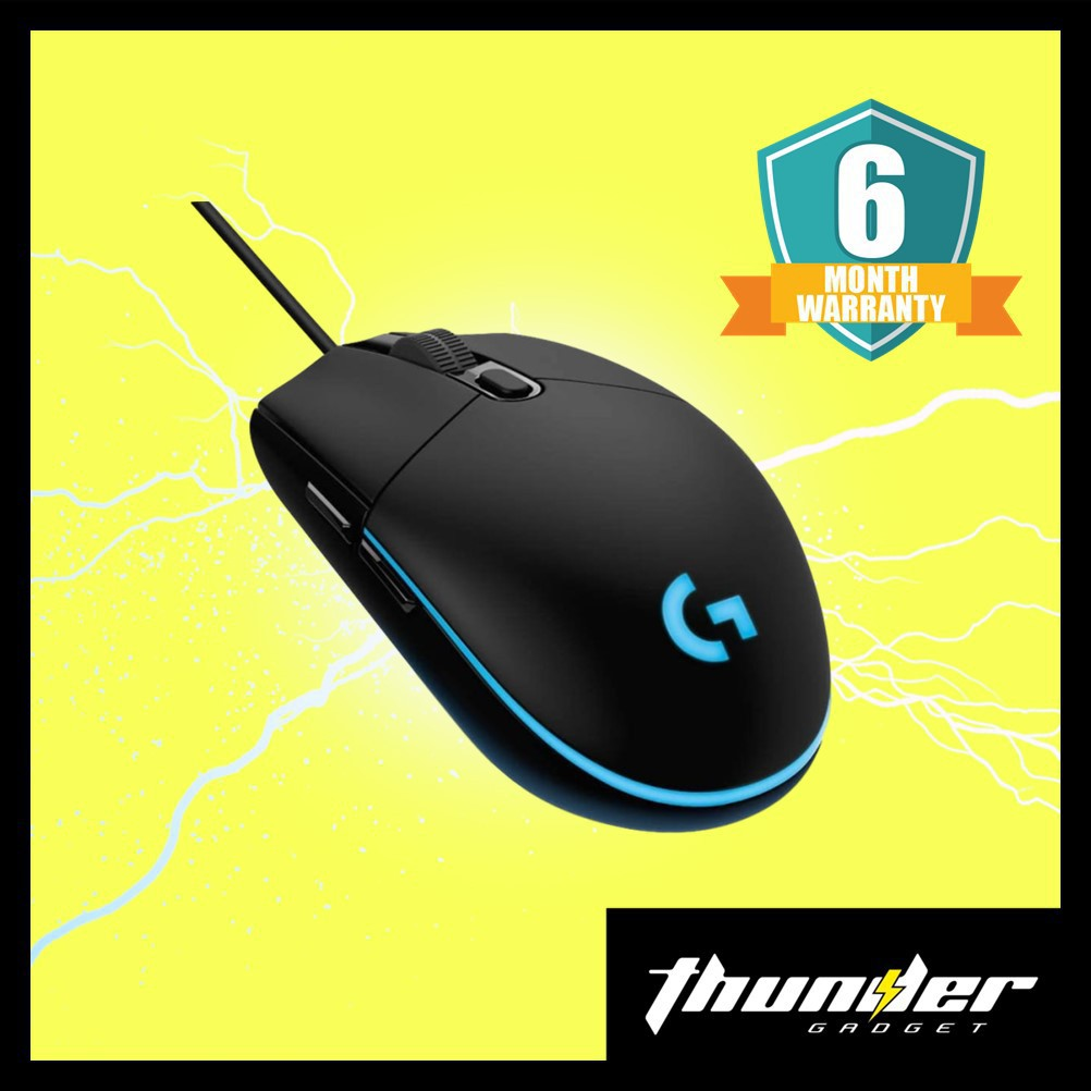 G102 Prodigy Gaming Mouse Wired USB Gaming Mouse RGB Backlight
