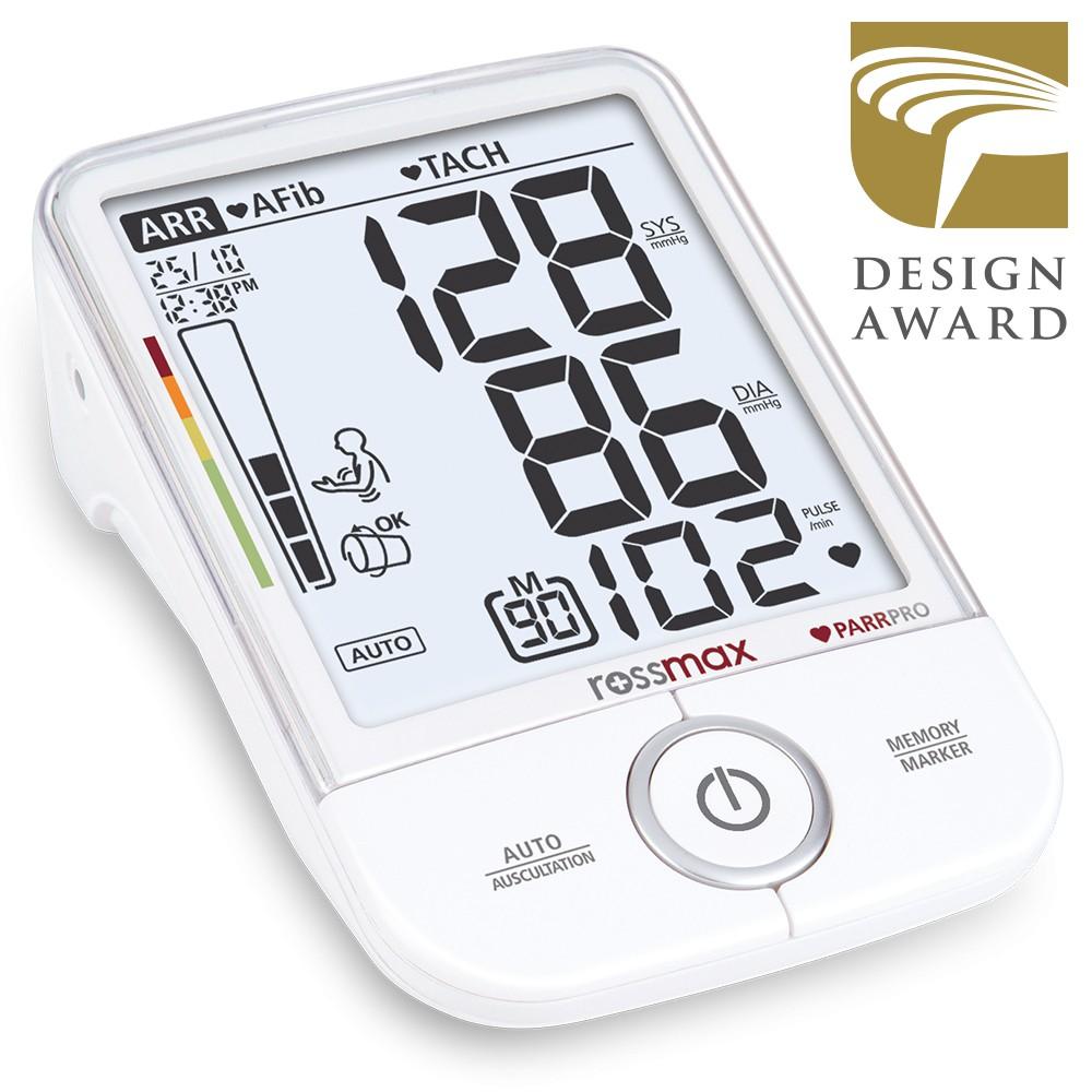 "ROSSMAX ""PARR PRO"" Professional Blood Pressure Monitor Model X9"