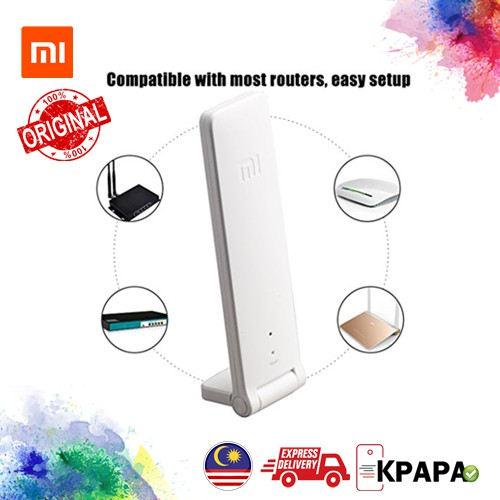 XiaoMi Usb Wi-Fi Amplifier Extender 2 Repeater