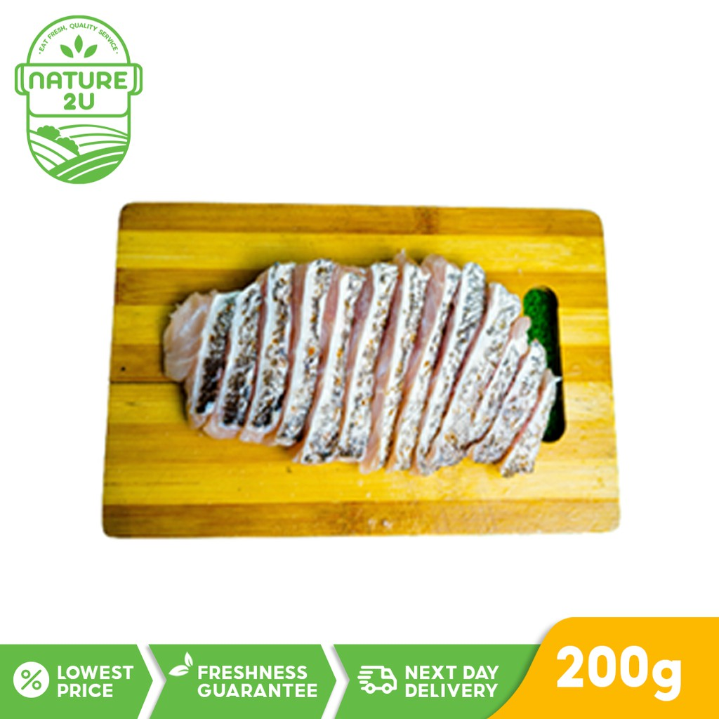 Frozen - Thin Fish Slices – Steamboat (200G)