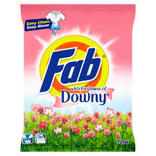 FAB WITH FRESHNESS OF DOWNY 720G