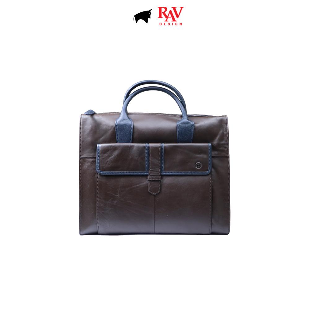 RAV DESIGN 100% Genuine Leather Tote Bag |RVC486G5 series