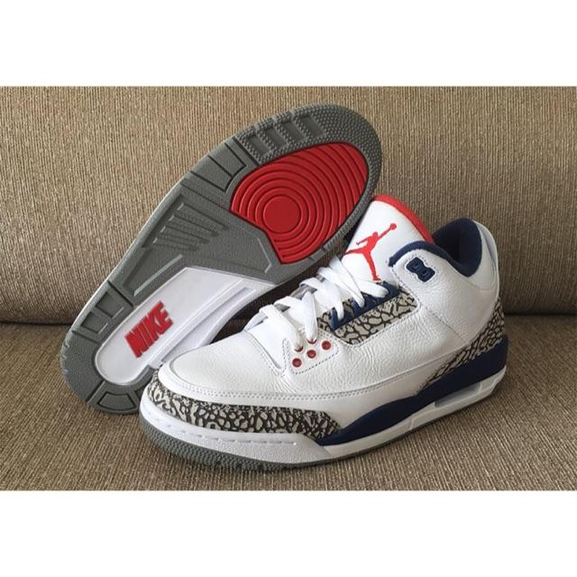 buy popular ce19f 47317 ProductImage. ProductImage. Nike Air Jordan 3 True Blue 2016