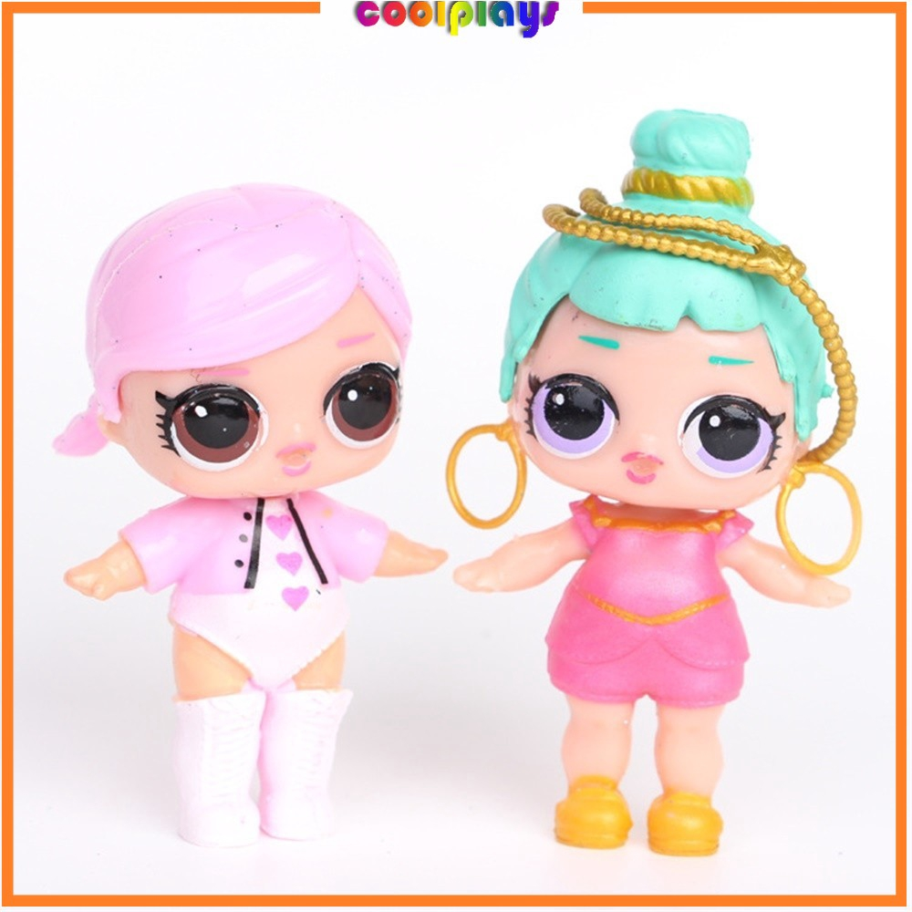 L.O.L.SURPRISE 8pcs//set Lol Surprise Doll for Kids toys for girls