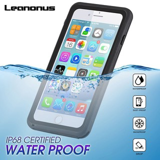 the best attitude 2d603 b22a2 iPhone 7 8 Plus IP68 Full Waterproof Case Resistant Case   Shopee ...