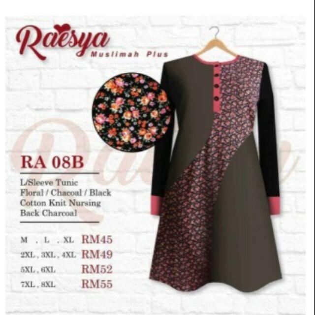 99192c102bb TSHIRT MUSLIMAH - RAESYA