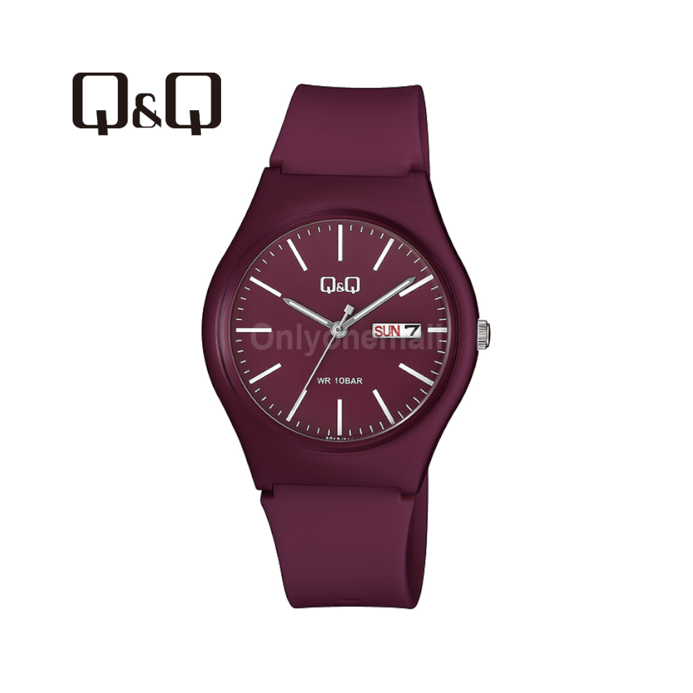 Q&Q A212J011Y 38mm Casual Analogue Watch