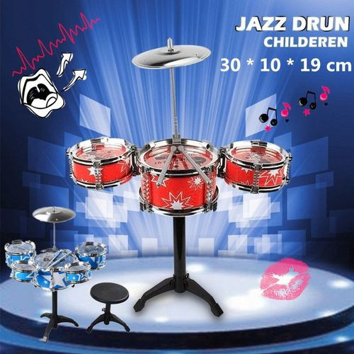 Christmas Gift Drum Set Kit Novelty