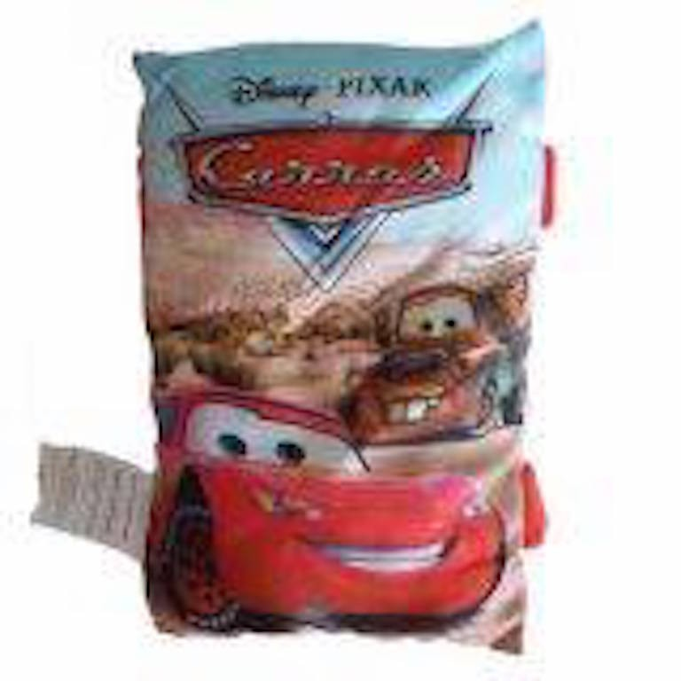 Cars Big Pillow for young children
