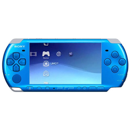 PSP 3000 WITH FULL GAME (NEW-REFURBISHED SET)