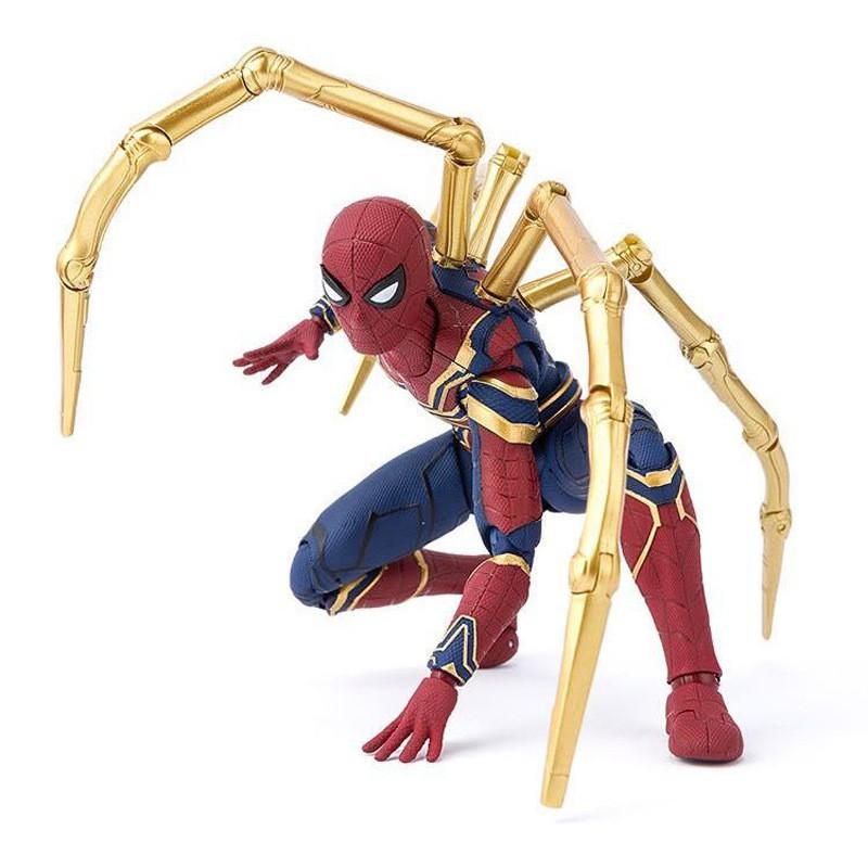 ฟิกเกอร์ Spider-Man Marvel Avengers 3 Infinite