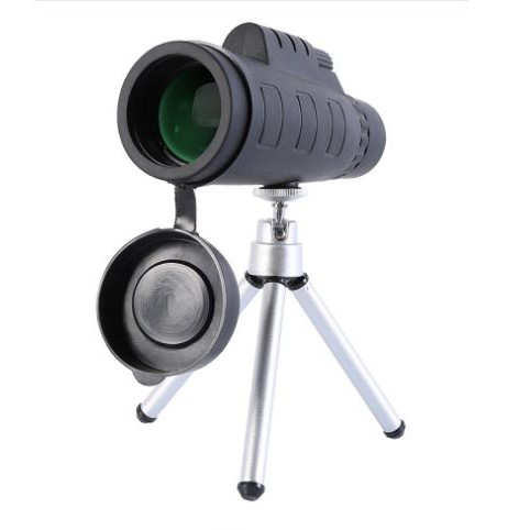 50X60 HD Mini Monocular Telescope with Tripod