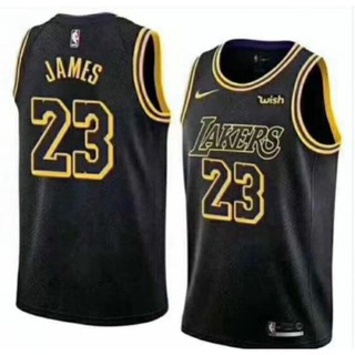 finest selection 80bab 8bf90 shopee001.my(Store.Vip) NBA James's Latest Jersey Los ...