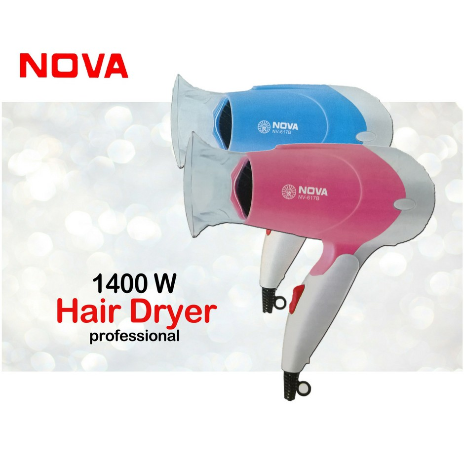 MINI NOVA HAIR DRYER N-658 FOLDABLE  73884b8daa