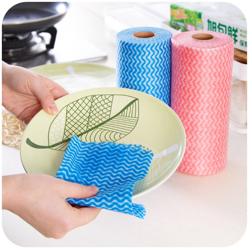 Non Woven Washing Cleaning Cloth