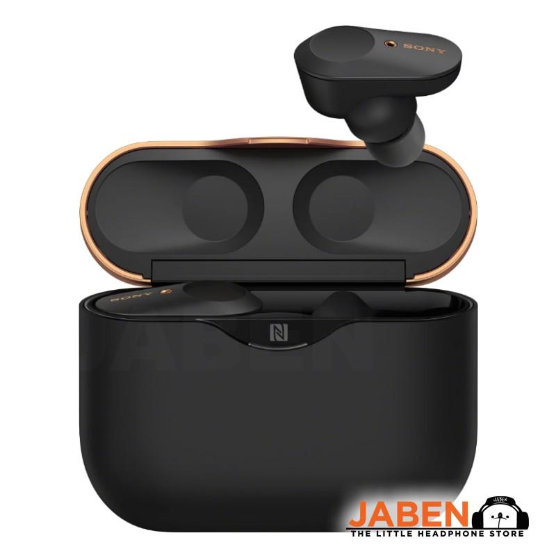 Sony WF-1000XM3 Smart Active Noise Cancelling and Zero Lantecy TWS True Wireless Earphone [Jaben]