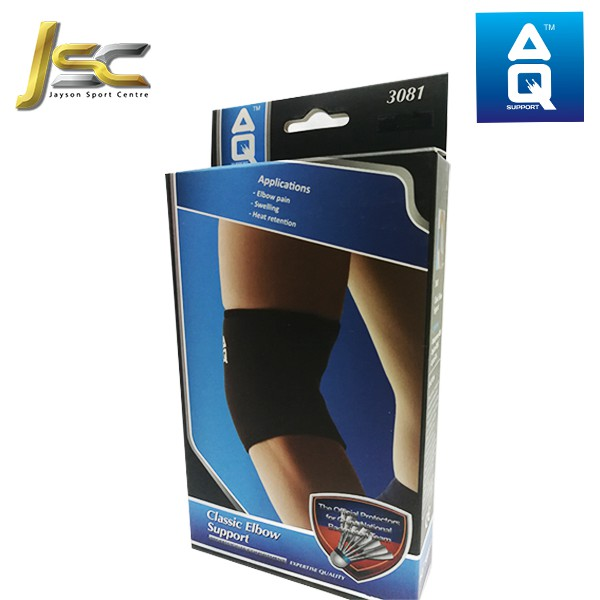 AQ Support Classic Elbow Support - 3081