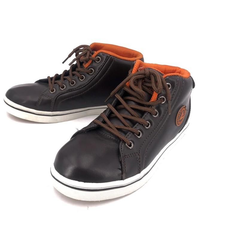 Nikkie Children Kids Boy High Cut Sneakers 97060C