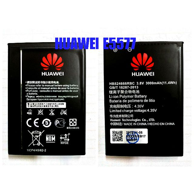 BATTERY HUAWEI WIFI E5577 (READY STOCKS)