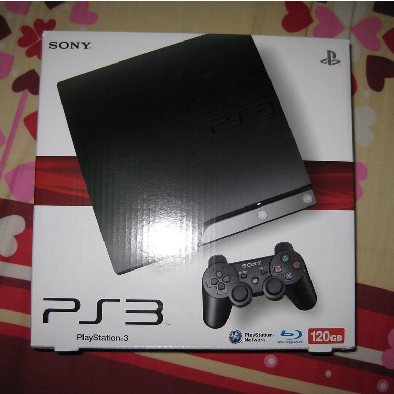 Free Shipping Sony Ps3 Slim Jaibreaked 120gb Internal Hdd Full Games 14 To 16 Games Shopee Malaysia
