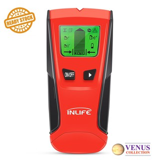 Studs Finder Wood AC Wire Metal Detector Electric Wall