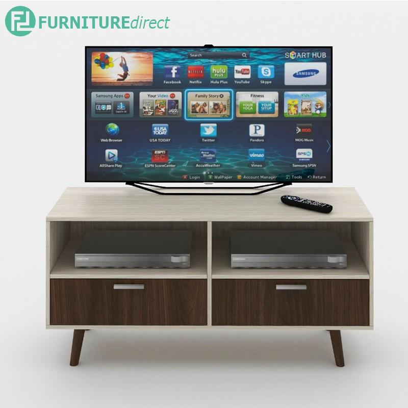 Furniture Direct FAY Scandinavian 4 Feet living set