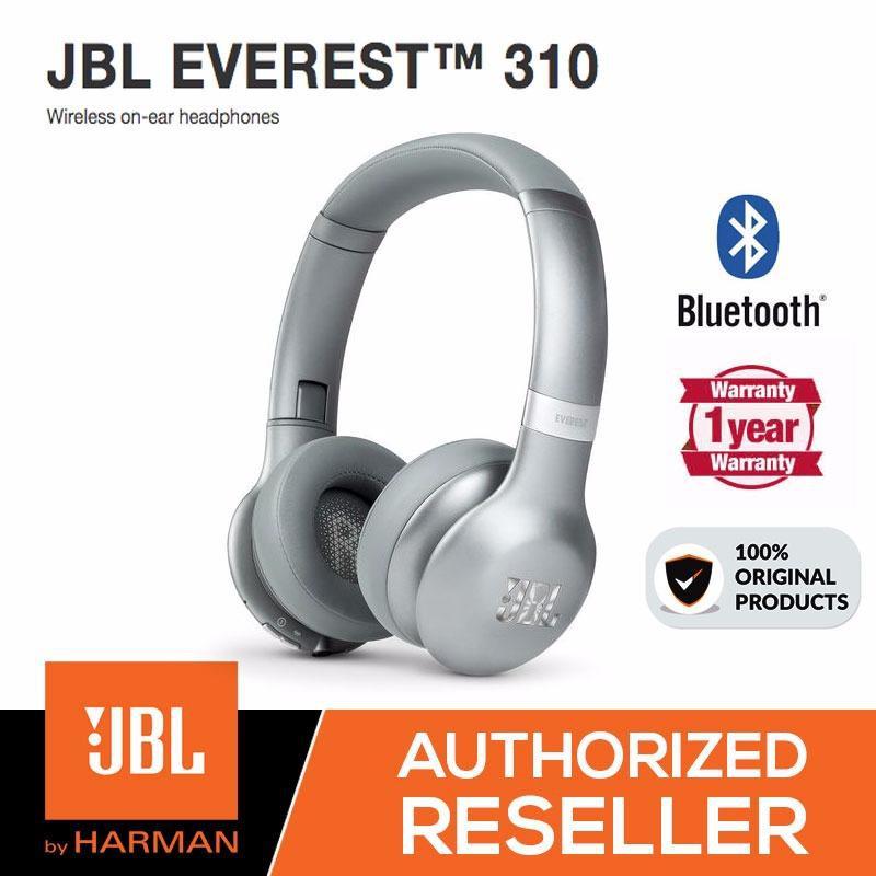 Original Jbl Everest 310 Wireless Bluetooth On Ear Comfort Fit Headphones Shopee Malaysia