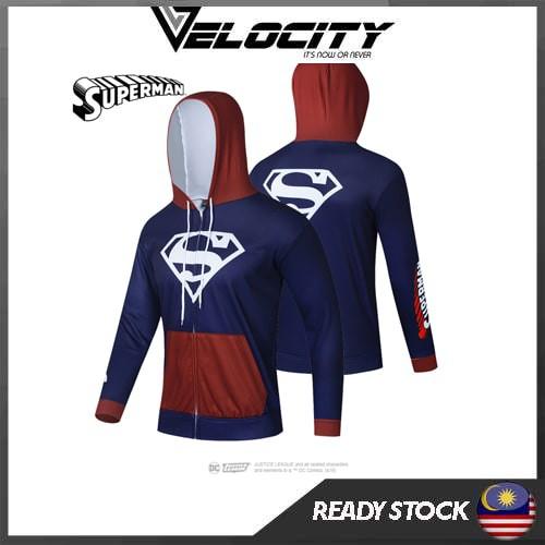 Super Hero Hoody Zip Premium Quality Original Sweater Hoody Batman Jacket Superman Sweater
