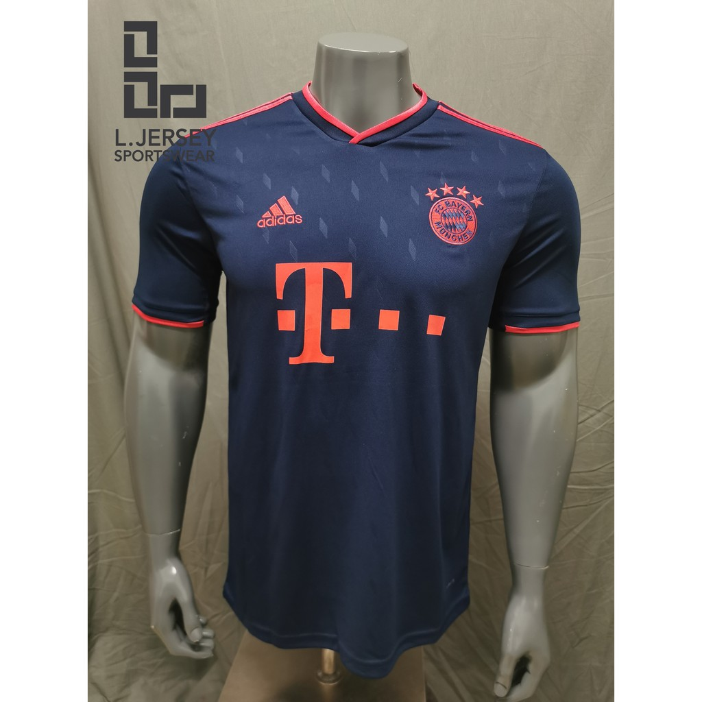 Bayern München Men 3rd Kit Season 19/20 CLIMALITE Fans Jersey