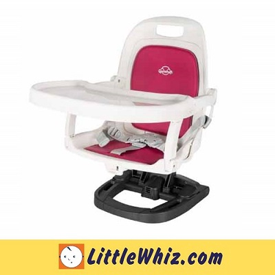 Quinton: Gadiel Booster Chair - PURPLE