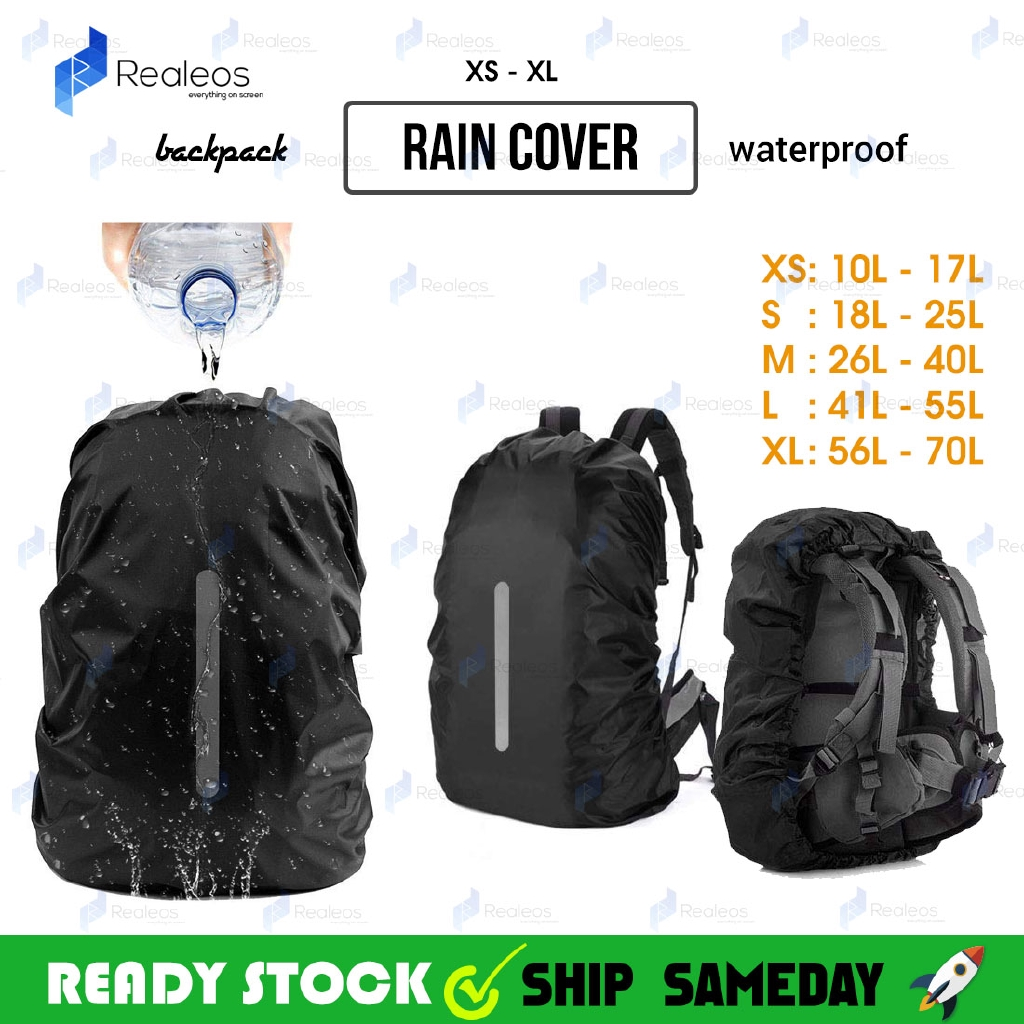 e1d414fccb08 AIRPLANES AND PROTECTIVE COVER FOR 40 TO 90 LITRE BACKPACKS | Shopee  Malaysia