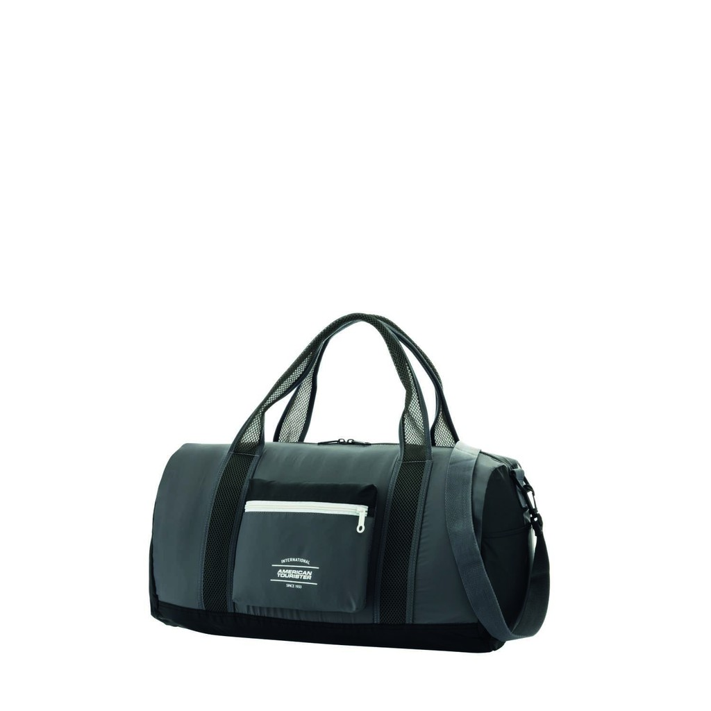 American Tourister AT ACCESSORIES PACKABLE DUFFLE GREY