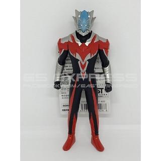 Ultraman Z Ultra kaiju Series 130 BULLTON Soft vinyl Figure