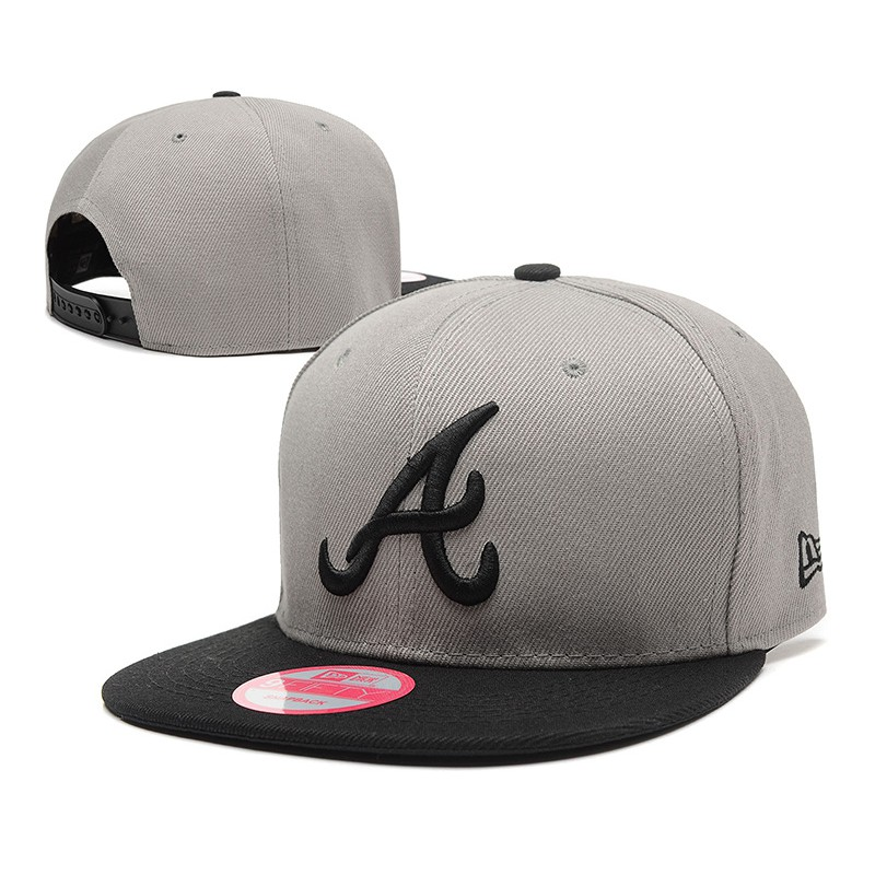 36e932fb52603 Brand Atlanta Cap Hip Hop Braves hat strapback Unisex
