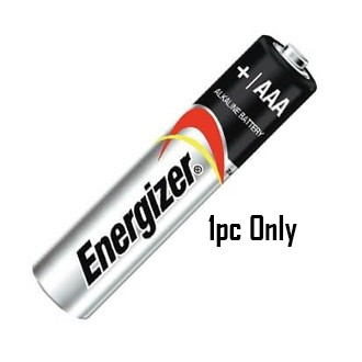 BATERI ENERGIZER AAA 1pc (Open Pack)