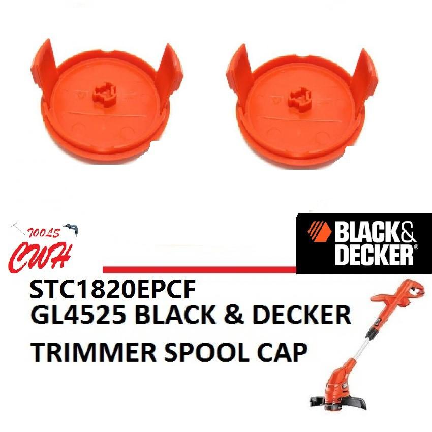 SPARE PART FOR BLACK DECKER GL4525 GRASS TRIMMER STRING CUTTER BLACK AND DECKER BLACK&DECKER BLACKERDECKER BLACK+DECKER