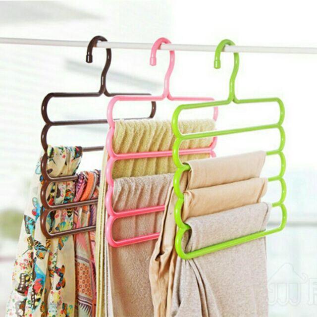 5 layer clothing rack