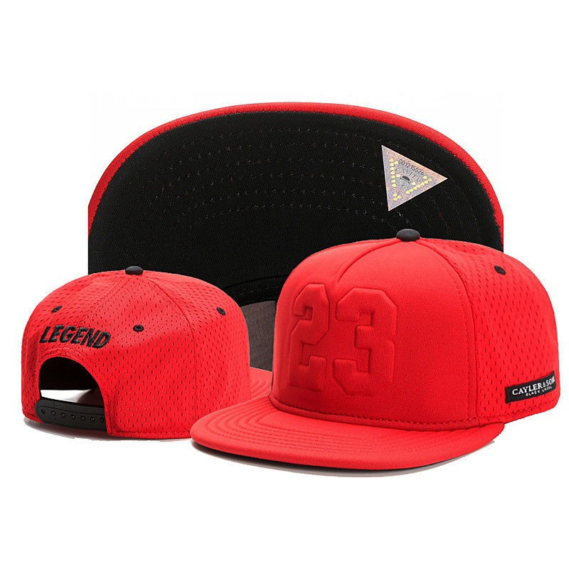 New Hip Hop Men/'s CAYLER Sons Cap adjustable Baseball Snapback Black hat 123#