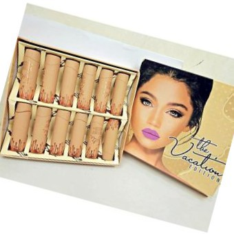 Kylie Lipstick The Vocation Edition 12 Pcs Set