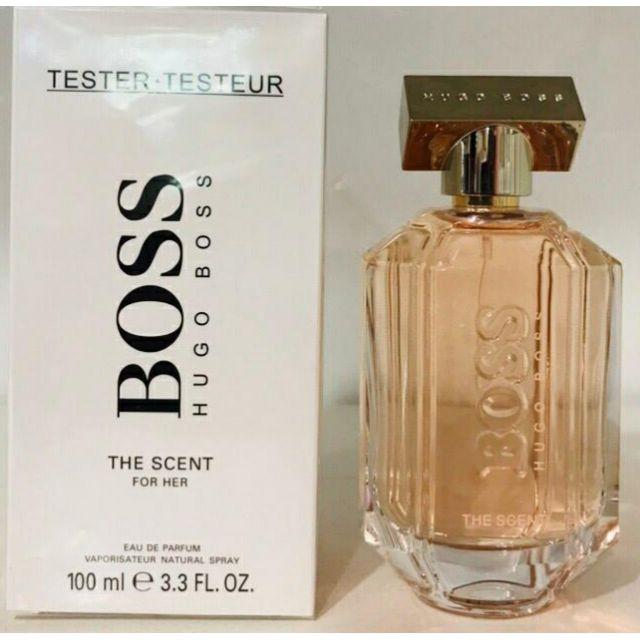 hugo boss the scent for her 100ml
