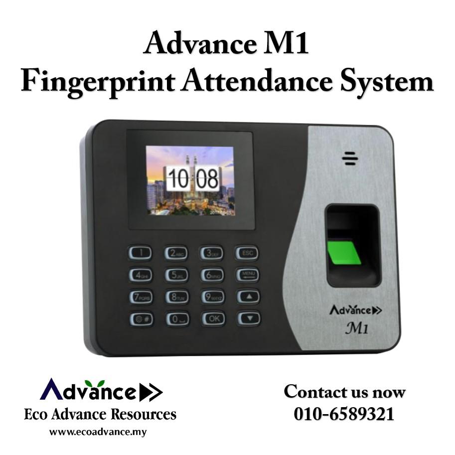 Advance M1 Fingerprint Attendance System