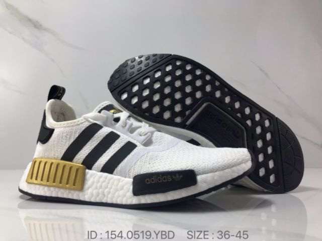 Adidas NMD_R1 Boost For Men Women Running Sports Shoes 154.0519.YBD Premium - 36-45 Euro
