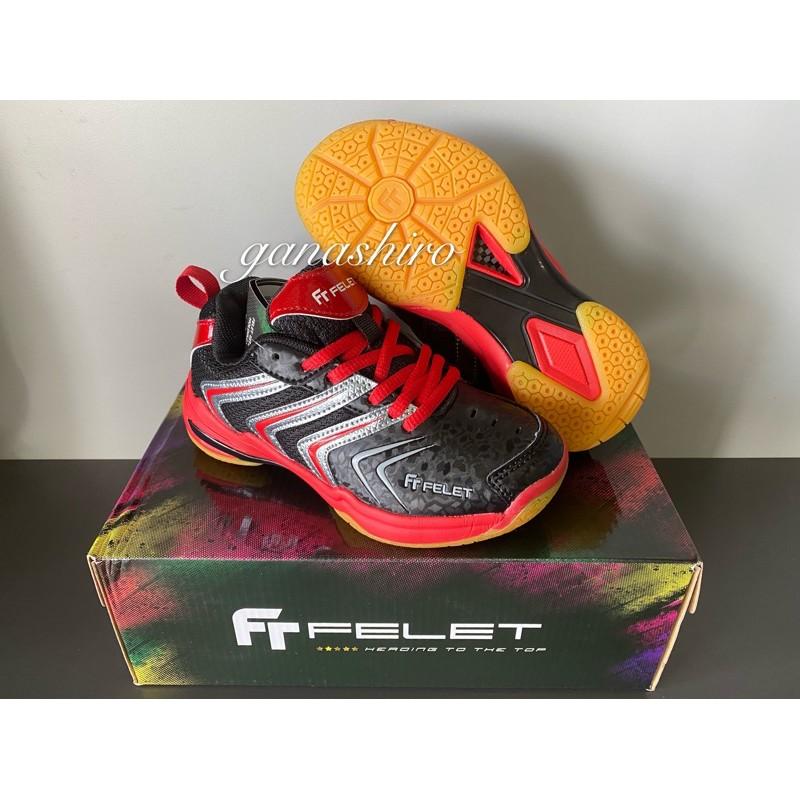 Felet Badminton Kids Shoes BS38 BS39 [READY STOCK]