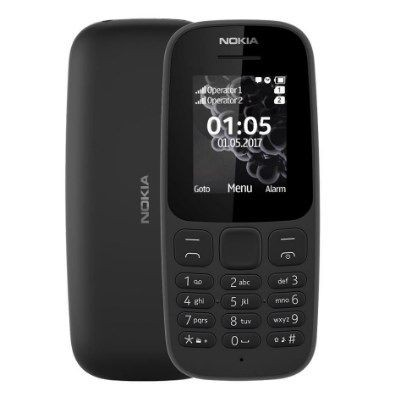 Nokia 105 Mobile (Fresh Import) Limited Edition