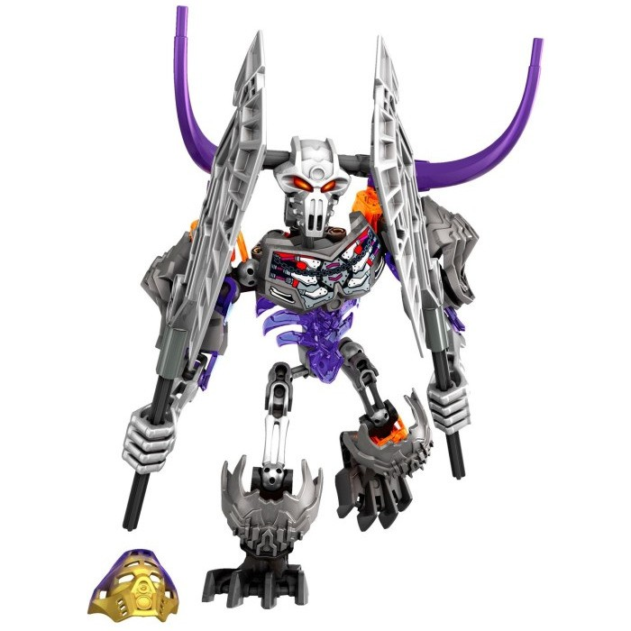 Bionicle 70791 Skull Warrior compatible  Building Kit free shipping Sale