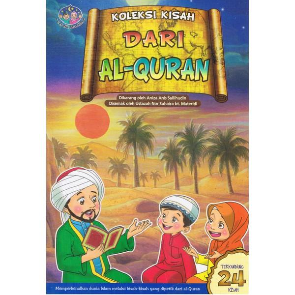 Kohwai Young Koleksi Kisah Dari Al Quran Terkandung 24 Kisah