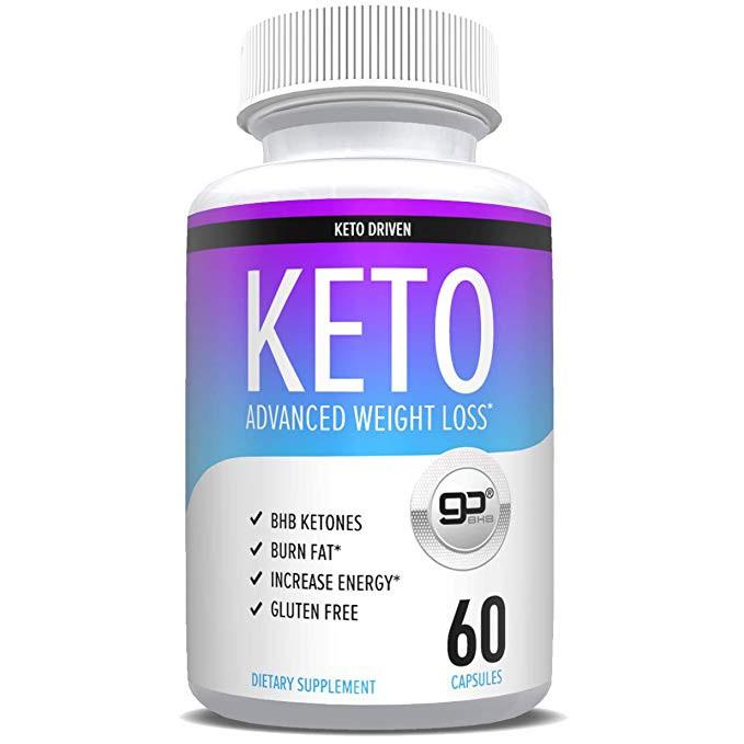 keto pills alone